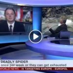 BBC Global giant Sydney Funnel-web spider anti-venom